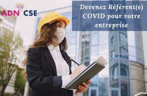 formation referent COVID pour les élus du CSE
